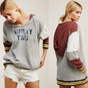 Free People Naomi Hoodie Oversized Sweatshirt